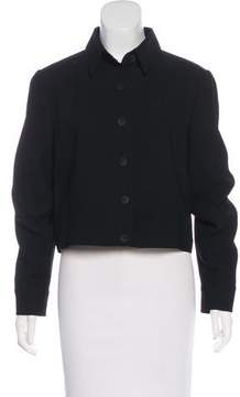 Ellen Tracy Linda Allard Collared Long Sleeve Jacket