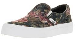 Vans Kids Classic Slip-on (moody Floral) Skate Shoe.