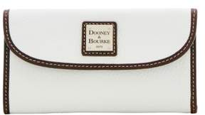 Dooney & Bourke Becket Continental Clutch Wallet - WHITE - STYLE