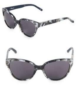 3.1 Phillip Lim 57MM Square Sunglasses