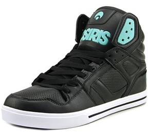 Osiris Clone Round Toe Synthetic Skate Shoe.