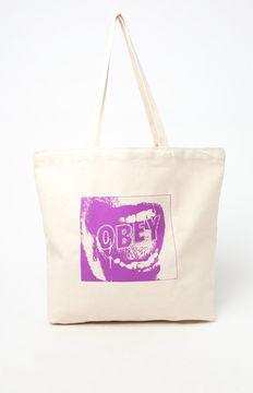 OBEY Screamer Tote Bag