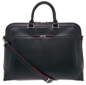 Lodis 'Audrey Brera' Leather Briefcase - Black