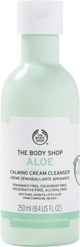 The Body Shop Aloe Calming Facial Cleanser