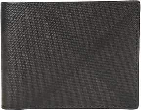 Burberry Plaid Portfolio Wallet