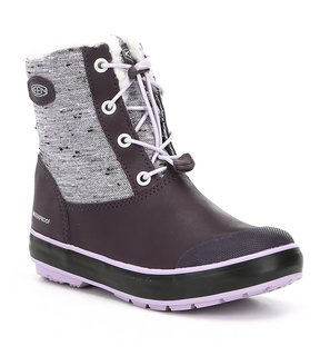 Keen Girls' Elsa Waterproof Boots