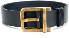 Dolce & Gabbana large buckled belt