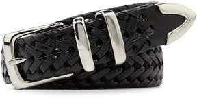 Roundtree & Yorke Big & Tall Larrime Braided Belt