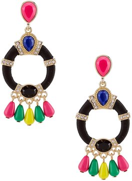Anna & Ava Fancy Drop Statement Earrings