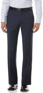 Perry Ellis Modern Fit Blue Plaid Suit Pant