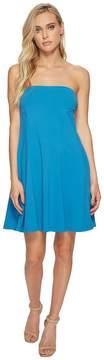 Susana Monaco Danielle Strapless Flare Dress Women's Dress