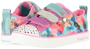 Skechers Twinkle Toes - Twinkle Breeze 10818L Lights Girl's Shoes
