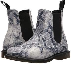 Dr. Martens Flora Chelsea Boot Women's Lace-up Boots