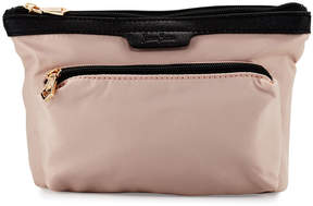 Neiman Marcus Small Travel Cosmetic Bag
