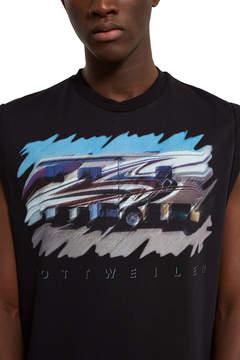 Cottweiler R.V. Sleeveless T-Shirt