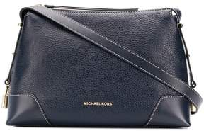 MICHAEL Michael Kors logo plaque crossbody bag