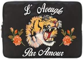 Gucci L'Aveugle Par Amour laptop case