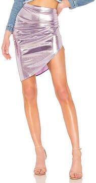 Baja East Contour Skirt