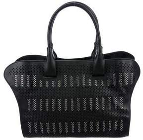 Tod's Cape Small Studded Laser Cut Tote