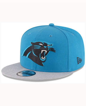 New Era Carolina Panthers Heather Vize Mb 9FIFTY Cap