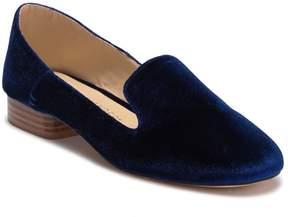Athena Alexander Lyrik Velvet Loafer