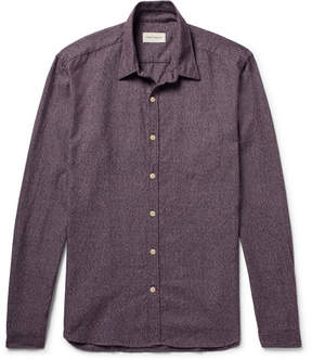 Oliver Spencer New York Special Slim-Fit Cotton Shirt