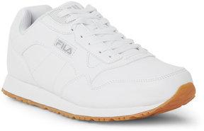 Fila White Cress Jogger Sneakers