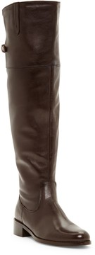Catherine Malandrino Marylynn Over-the-Knee Leather Boot