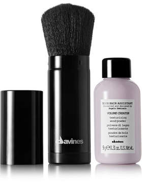 Davines Your Hair Assistant Volume Creator Powder And Brush Duo - Colorless