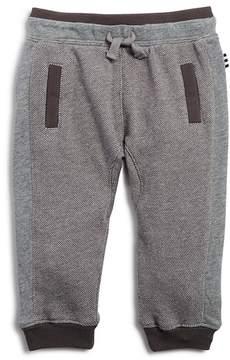 Splendid Boys' Textured Knit Joggers - Baby
