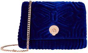 Ted Baker Velvet Rachila Shoulder Bag