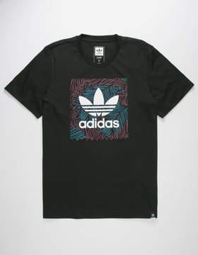 adidas Blackbird Palm Mens T-Shirt