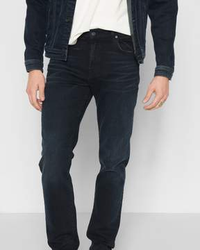 7 For All Mankind Luxe Performance Adrien Slim Tapered with Clean Pocket in Havoc