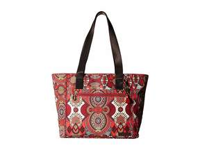 Sakroots New Adventure Andes Small Tote