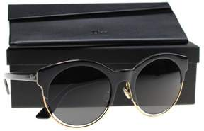 Christian Dior Sideral 1/SCD Sideral1 J63 Y1 Womens Black Rose Gold Plastic Sunglasses