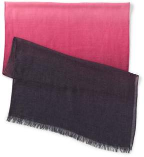 Lands' End Lands'end Women's Dip Dyed Scarf