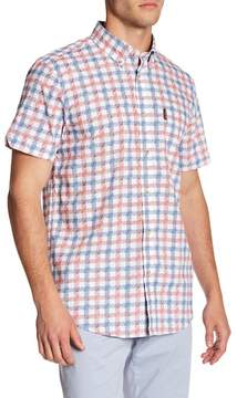 Ben Sherman Mod Check Print Regular Fit Shirt