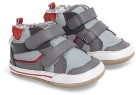Robeez Infant Boy's Greg Crib Shoe