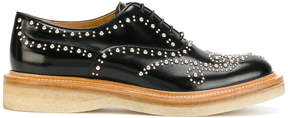 Church's studded brogues