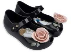Mini Melissa Baby's, Toddler's & Kid's Ultra Girl Beauty & the Beast Mary Jane Flats
