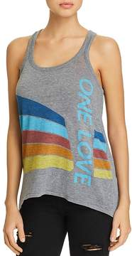 Chaser One Love Graphic Tank
