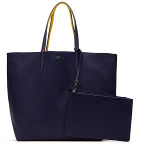Lacoste Women's Anna Large Reversible Bicolor Tote Bag
