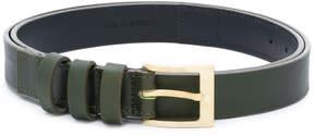 Balmain classic buckle belt