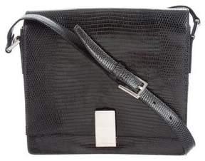 Ralph Lauren Lizard Flap Bag