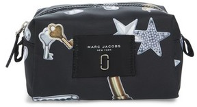 Marc Jacobs Tossed Charms Cosmetics Case