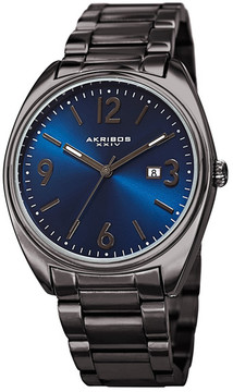 Akribos XXIV Men's Quartz Bracelet Watch