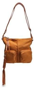 See by Chloe Patti Suede Shoulder Bag