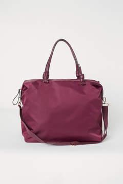 H&M Nylon Shoulder Bag - Red