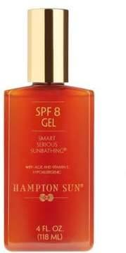Hampton Sun Sun Tanning Gel SPF 8/4 oz.