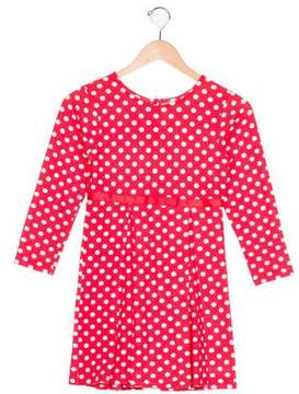 Rachel Riley Girls' Polka Dot Pleated Dress w/ Tags